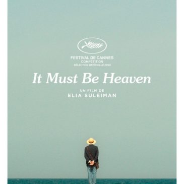 It must be Heaven26 novembrede Elia Suleiman / Fra-Palestine / 1h37