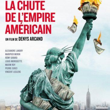 La Chute de l'Empire Américain9 janvierde Denys Arcand / Canada / 2h03
