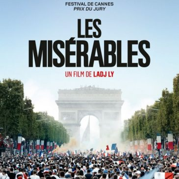 Les Misérables8 octobrede Ladj Ly / France / 1h42